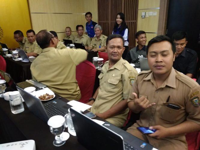 Pelatihan Pengelolaan Server Website dan Hosting Bagi Admin PPID Pembantu